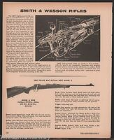 1972 SMITH & WESSON S&W Model A Deluxe Bolt-Action Rifle AD