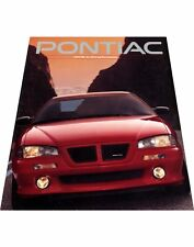 1993 Pontiac 16-page Car Sales Brochure - LeMans Firebird Sunbird Bonneville