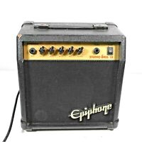 Epiphone Studio Bass 10 Practice Amplifier.10W  Bass Amp Faulty Constant Hum.