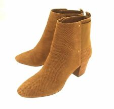 New listing Dyny Women Reptile Ankle Boots Elastic Goring On The Sides Eur 38 Us 7.5