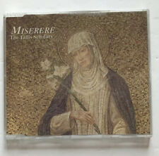 MISERERE - THE TALLIS SCHOLARS - 3 TRACK PROMO CD
