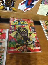 Giant Batman Superman Lois Lane Annual 1 3 5 6 See Pictures 4.0 Very Good