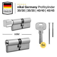 Zylinderschloss Knauf Tür Doppelzylinder Türschloss Knaufzylinder Profilzylinder