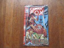 PETIT FORMAT BD COMICS COMIX BOX 19 janvier 2000 NEUF SOUS FILM