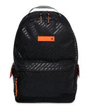 Superdry Mens Rucksack Backpack School Bag Padded Hollow Montana Black
