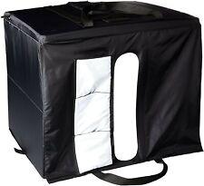 Amazon Basics Portable Foldable Photo Studio Box with LED Light 25 x 30 x 25 in