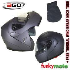 Cascos integrales color principal gris de motocicleta para conductores