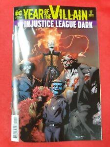 Justice League Dark #17- Acetate Cover A, Clayton Crain, 2019! VF/NM