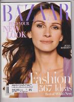 Harper's Bazaar Mag Julia Roberts Find Your New Look January 2004 012420nonr