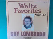 LP GUY LOMBARDO WALTZ FAVORITE ALBUM N° 1 NUOVO LOOK
