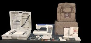 Brother Quattro 6000D Embroidery, Sewing, & Quilting - Kit 1 Installed
