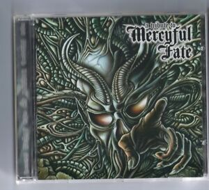 THE UNHOLY SOUNDS OF THE DEMON BELLS  CD a tribute to mercyful fate