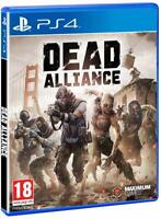 Dead Alliance Playstation 4 PS4 **FREE UK POSTAGE!!**