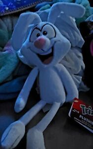 "Funko pop Trix Cereal White Rabbit Plush Toy 6"" NWT!"
