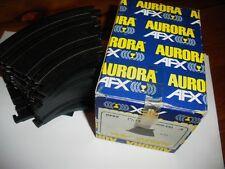 CIRCUIT ELECTRIQUE AURORA AFX 12 RAILS NEUF REF 2540  1971