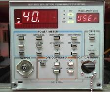 Tektronix Ocp5002 2Ghz Optical Converter / Power Meter S/N B020263
