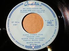 """San Remo 1966:Hungary cover versions Cosi Come Viene/ In Un Fiore 7"""" single HEAR"""