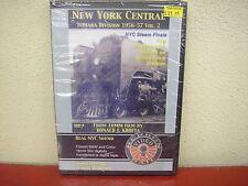 New York Central Indiana Division 1956-57 Volume 2 DVD Herron Rail Video
