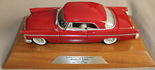 1956 Chrysler 300B Award by Bruce Fox Commemorating Steven P. Yokich UAW Pres
