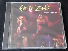 Enuff Z'Nuff - Tonight Sold Out NEW CD DONNIE VIE VINCE NEIL BAND LIFE SEX DEATH