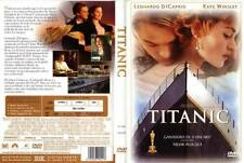 TITANIC. dvd