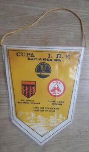 Vintage Pennant Handball CUP IHF Baia Mare : Tusem Essen 4.11.1990