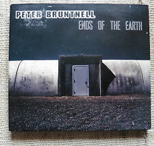 Peter Bruntnell – Ends Of The Earth  - CD