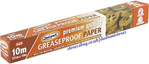Premium Quality Grease Proof Paper Roll Packs of 1,2,3 or 4 for Baking Wrapping