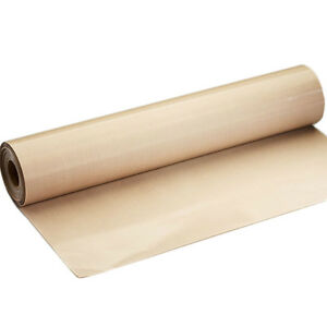 """PTFE (Teflon) Roll 20""""x18 Yards x 3 mil thick,for heat pressing/food processing"""