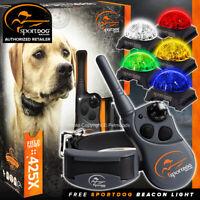 SportDOG Remote Training FieldTrainer SD-425X Dog Collar w/ FREE Locator Beacon