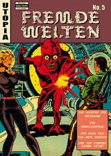 Fremde Welten Nr. 5   -  ilovecomics Verlag -    ilc-4