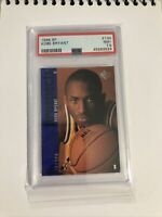 1996-97 SP Premier Prospects #134 Kobe Bryant Lakers RC Rookie HOF PSA 7.5