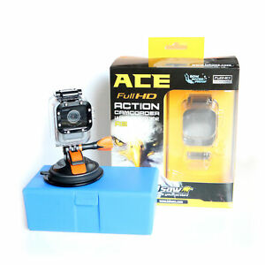 iSHOXS Vehicle Starter Set - Small Cup Value Pack & iSaw A2 FullHD Action Camera