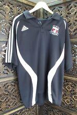M.C. United Soccer Club Missouri Illinois Adidas Soccer Polo Active Styled Shirt