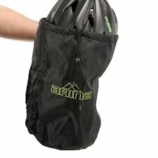 NUOVO Arina ciclo CASCO Storage Bag-si adatta a Road MTB MOUNTAIN BIKE caschi da bicicletta