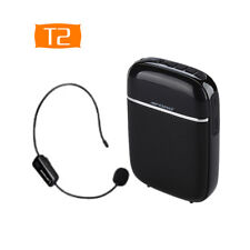 More details for aporo t2 wireless 10w pa voice amplifier booster +wireless mic for teacher coach
