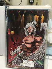 morbid angel #1/2 signed Everette hartsoe only 5000 signed certified