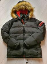 Tigha  Herren Winter Jacke Kleist Schwarz Size S