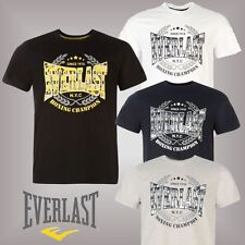 "Tee Shirt Homme ""EVERLAST"" col rond collection 2016 Polo Boxing Neuf"