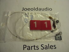 Technics SL-D3 Turntable Cable. Controls Size/Memo Repeat. Parting Out SL-D3;