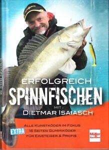 Erfolgreich Spinnfischen mit Dietmar Isaiasc Tricks für Angler UNGELESEN wie neu