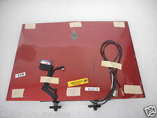 NEW DELL ALIENWARE M14X RED LED LCD COMPLETE ASSEMBLY 42M68 DTJ5N