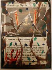 Stoneforge Mystic Alt Art WWK Worldwake Magic MTG Card LP-MP