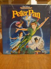 Laserdisc Walt Disney Peter Pan Widescreen Pal deutsch