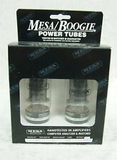 Mesa Boogie 6L6 GC STR 440 power tubes matched set Match Group Yellow
