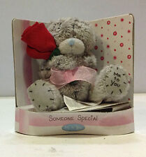 SAN VALENTINO AMORE LOVE ME TO YOU PELUCHE ORSETTO CON ROSA BEAR PLUSH WITH ROSE