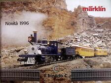 Catalogo MARKLIN novità 1996 - ITA -  [TR.2]
