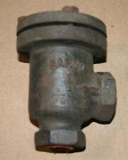 """1/2"""" Balanced Pressure Thermostatic Steam Trap T250"""