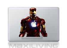 """Hülle Case Aufkleber Sticker Schutzfolie Apple Macbook 11"""" Iron Man 3"""