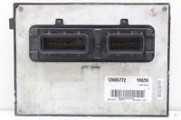 05 06 Pontiac Pursuit 12599714 Computer Brain Engine Control ECU ECM EBX Module